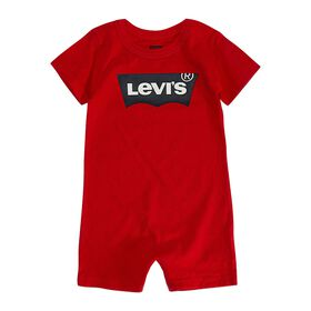 Levis Combinaison - Rouge, 6 mois.