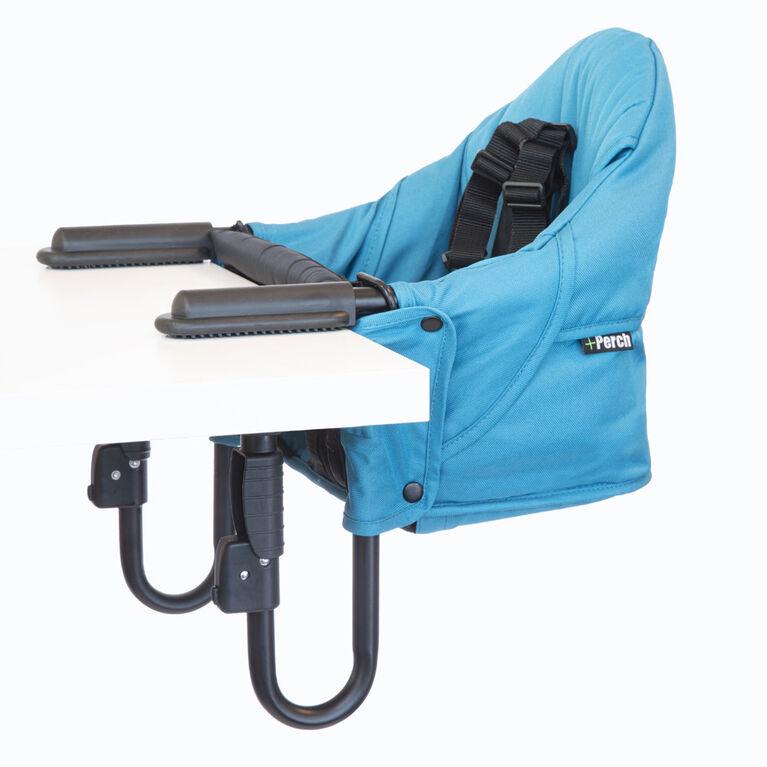 guzzie+Guss Chaise de table the Perch (G+G 201) Bleu.