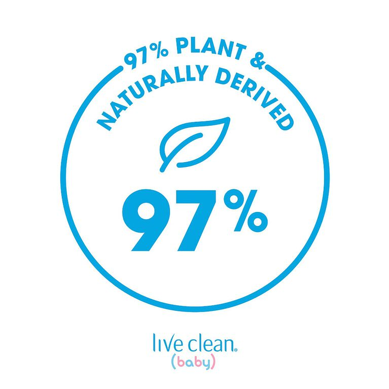 Live Clean Baby - Non-Petroleum Jelly