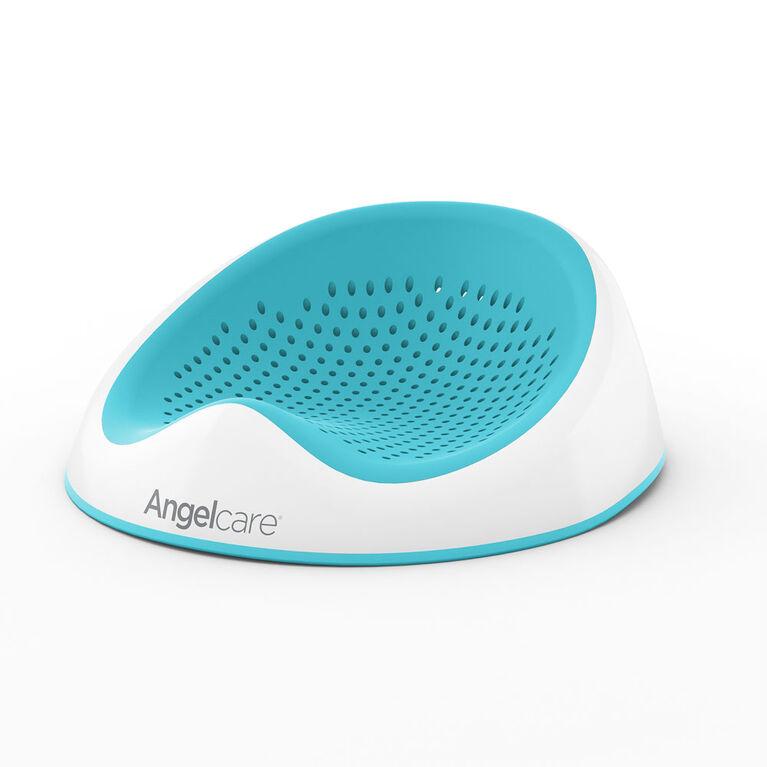 Rehausseur de bain pour bébé d'Angelcare - Aqua.