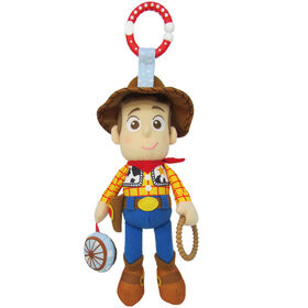 Toy Story Woody On the Go Activity Toy