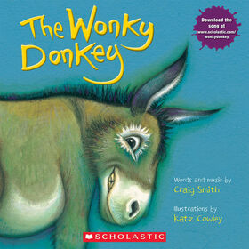 Wonky Donkey - English Edition