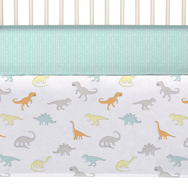 Lolli by Lolli Living 4pc Crib Bedding Set - Dino Land