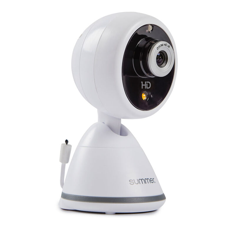 Summer Infant Extra Camera for Baby Pixel Zoom HD Video Monitor - English Edition