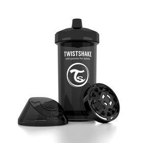 Twistshake Kid Cup 360ML 12 + M - Black