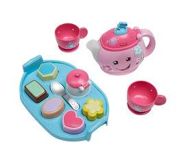 Fisher-Price Rires et Éveil - Service à thé Bonnes manières - Édition anglaise