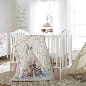 Levtex Baby - Malia 4 Piece Bedding Set - English Edition