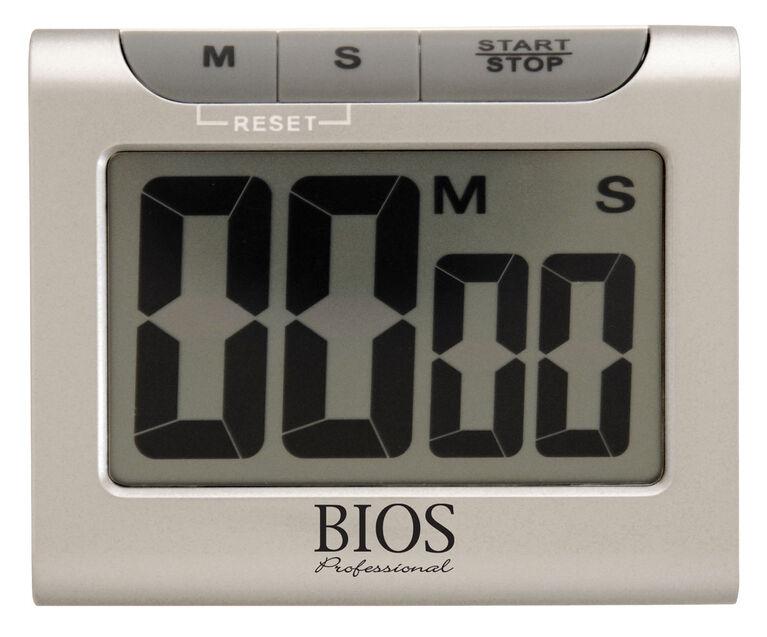 Jumbo Minuteur LCD Bios.