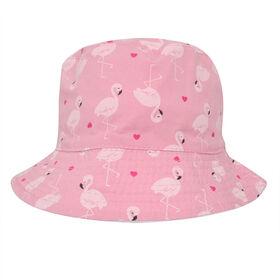 Baby B - Bucket Hat - Flamingo, Pink, 0-12M