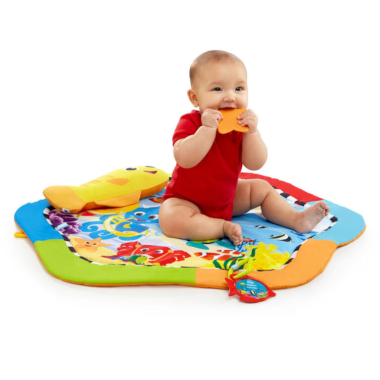 Baby Einstein Rhythm Of The Reef Play Gym Babies R Us