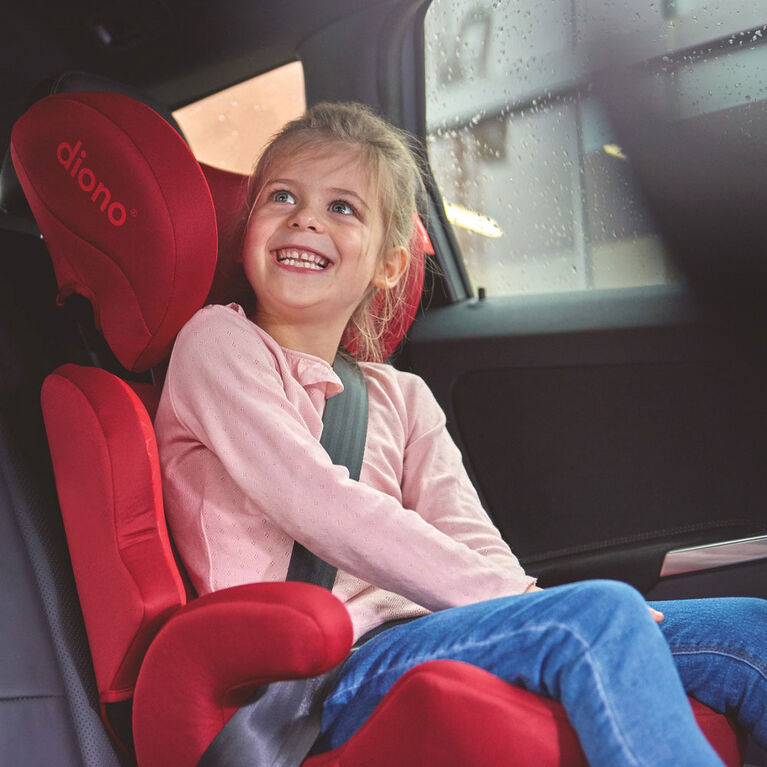 Diono Everett NXT High Back Booster Seat - Plum