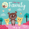 Peep Through: I Love My Family - Édition anglaise
