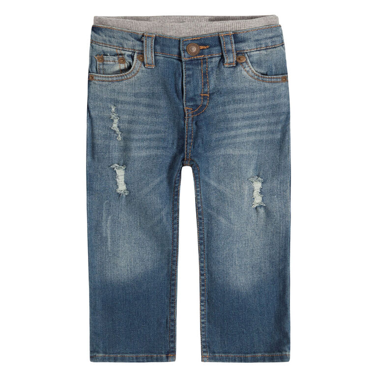 Levis Murphy pull on pants - Vintage Sky  18 months