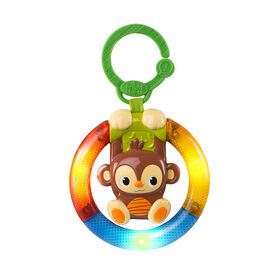 Bright Starts Shake & Glow Monkey