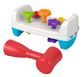 Fisher-Price Tap & Turn Bench