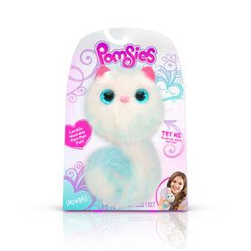Snowball, l'animal de compagnie virtuel Pomsies.