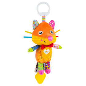 Lamaze Flannery the Fox Clip & Go