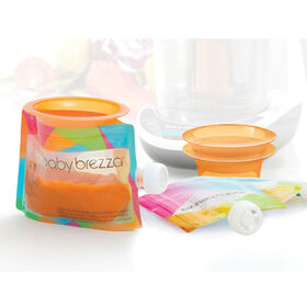Baby Brezza 10-Pack Food Pouches
