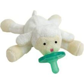 WubbaNub Pacifier - Cream Lamb