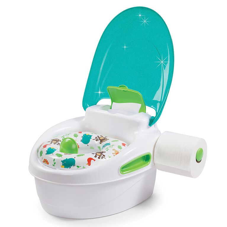 Summer Infant Step by Step Potty - Blue