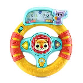 VTech Grip & Go Steering Wheel - English Edition
