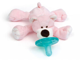 WubbaNub Infant Pacifier - Light Pink