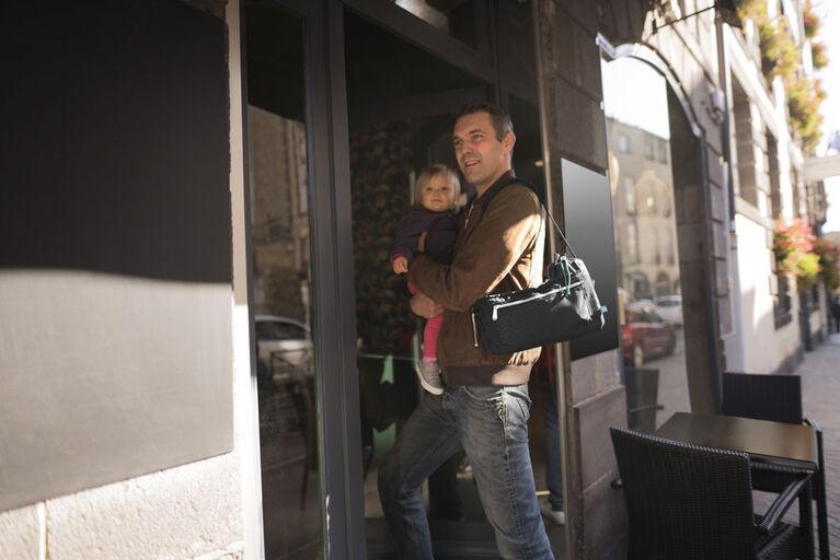 Babymoov Organisateur de Poussette Noir