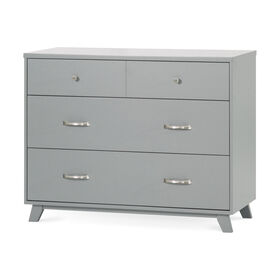 Child Craft Forever Eclectic™ SOHO 3-Drawer Dresser - Gray