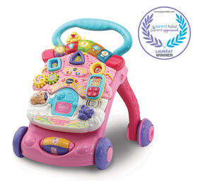 VTech® Stroll & Discover Activity Walker™ - Pink - French Edition - Exclusive