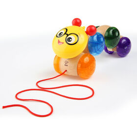 Baby Einstein Inch Along Cal Wooden Pull Toy