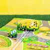Go Grippers John Deere Tapis de jeu avec thème de ferme
