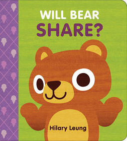 Will Bear Share? - Édition anglaise