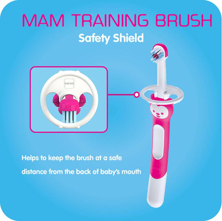 Ensemble d'apprentissage Learn to Brush MAM, 5mois et plus, 1unité, garcon