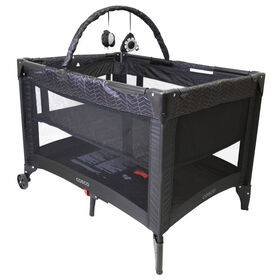 Cosco Funsport Deluxe Playard Black Arrow