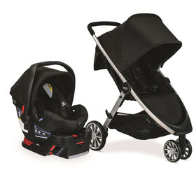 Britax B-Lively & B-Safe 35 Travel System - Raven