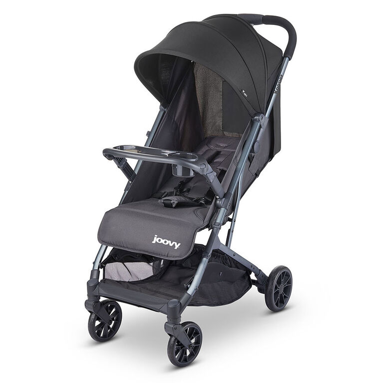 Joovy Kooper Stroller - Forged Iron