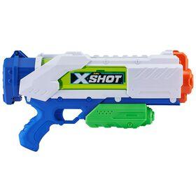 X-Shot Fast Fill.