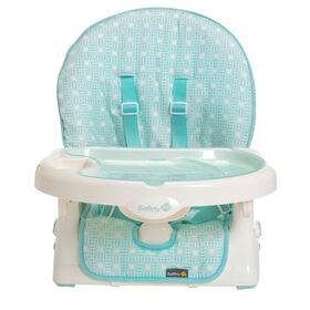 Safety 1st Recline & Grow Booster Seat - Teal Sunburst