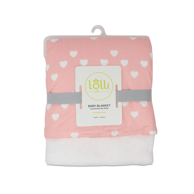 Lolli by Lolli Living Stroller Blanket - Little Love