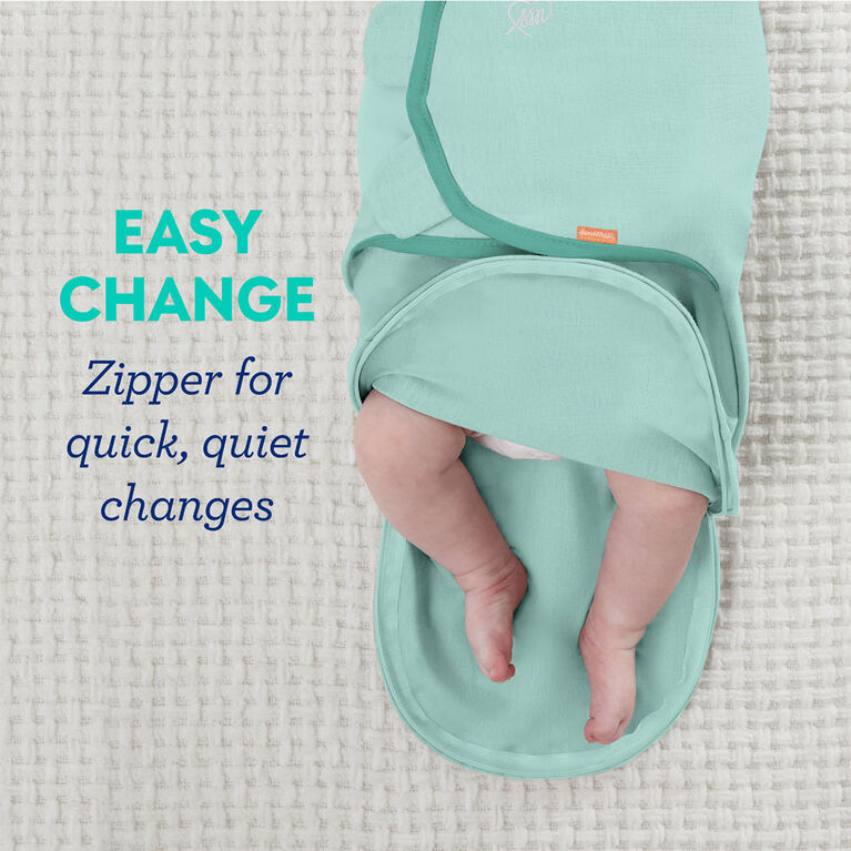 SwaddleMe Easy Change 3PK Swaddle LOVE STAGE 1