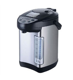 Brentwood Select Stainless Steel 3.3-Liter Electric Hot Water Dispenser