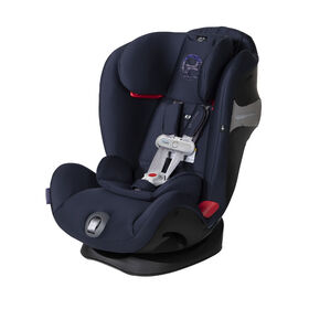 Cybex Eternis S All in One Car Seat with SensorSafe, Denim Blue - PRE-ORDER, SHIPS SEPT 30, 2020