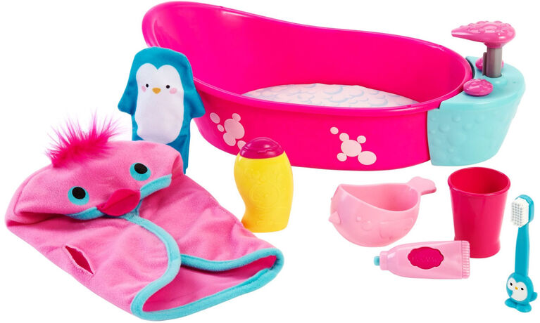 Little Mommy Bubbly Bathtime Deluxe - R Exclusive