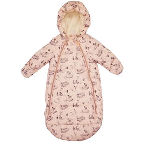 Baby Girl Bambi Winter Sack 6-12 Months