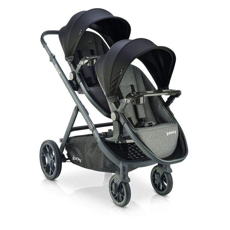 Joovy Qool Stroller - Grey Melange