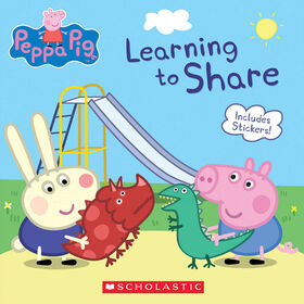 Peppa Pig: Learning to Share - Édition anglaise