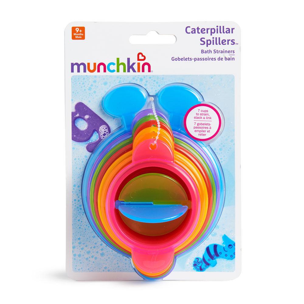 Bath Cups Munchkin Free Shipping! Munchkin Caterpillar Spillers