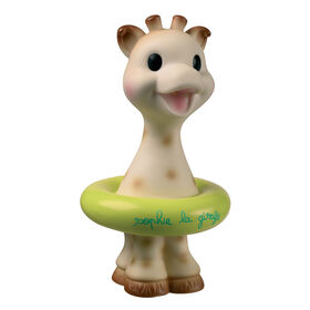 Jouet de bain Sophie la girafe - vert
