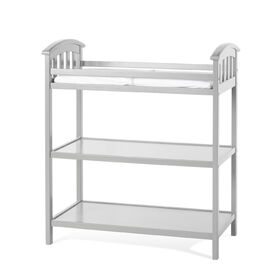 Child Craft Delaney Dressing Table - Cool Gray  Child Craft Delaney Dressing Table - Cool Gray