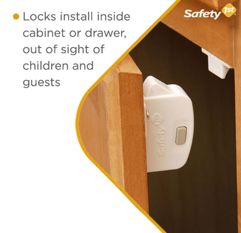 Safety 1st système de verrouillage magnétique.